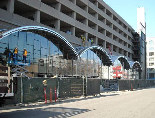 Jack London Square Parking Structure