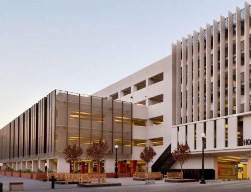 UC Davis Health System Parking Structure III